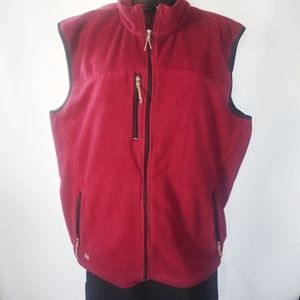 BOGOFREE BLACK DIAMOND FULL ZIP VEST